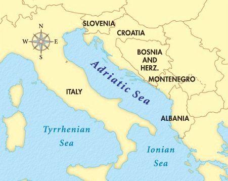 адріатичне море