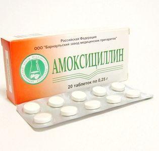 амоксицилін при вагітності