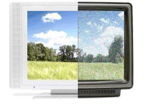 аналогове і цифрове телебачення