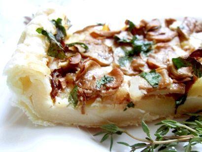 картопляна запіканка з беконом