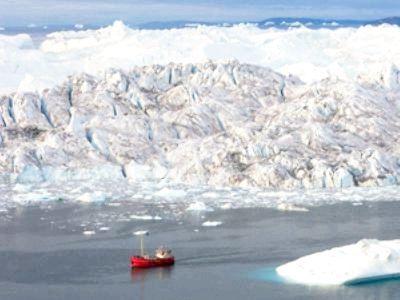 Арктичні пустелі - холод, сніг, лід і ... життя
