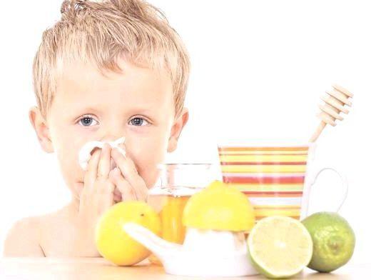 Авітаміноз. Симптоми у дітей