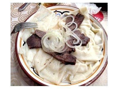 Азіатська національна кухня: як готувати бешбармак