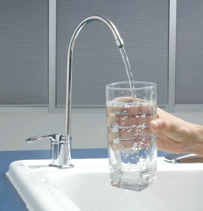 Бар'єр фільтри для води