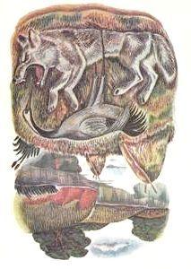 лев товстої байки