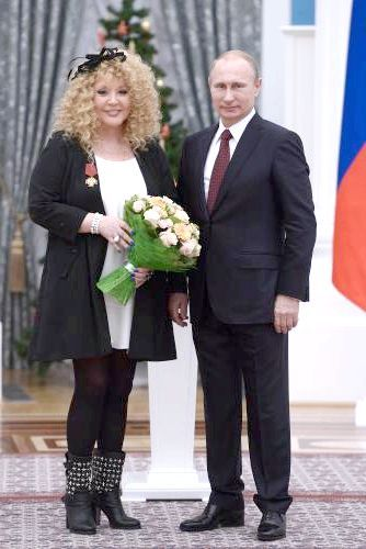 день народження Алли Пугачової