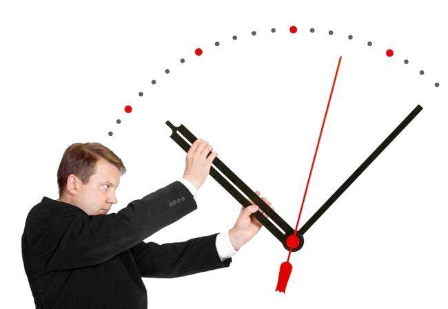 великі біологічний годинник