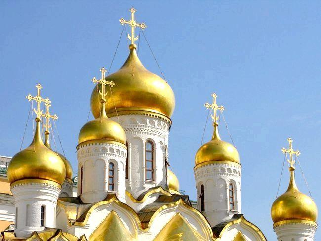 Архітекруре Благовіщенський собор Московського Кремля