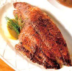 Червона риба рецепти