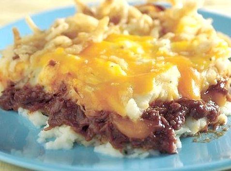 м'ясо по королівськи з картоплею