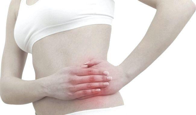 Біль у лівому підребер'ї: основні причини