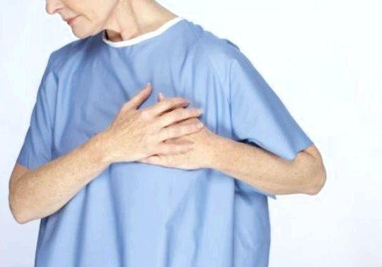 болі в області серця