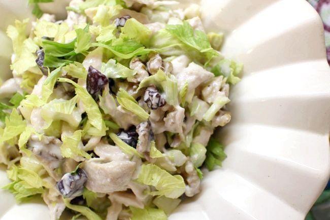 смачні салати на святковий стіл