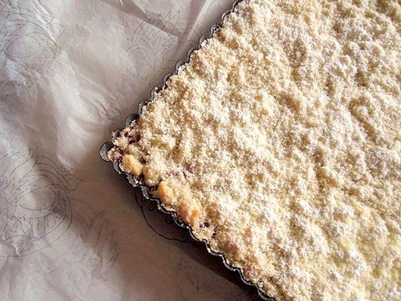 пиріг з варенням в мультиварці