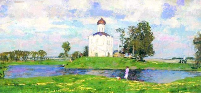 Церква Покрова на Нерлі