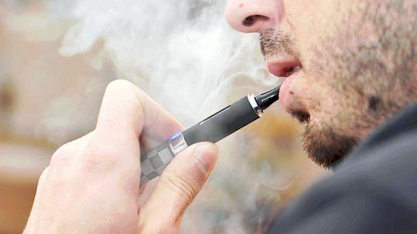 рідина для електронних сигарет шкоду