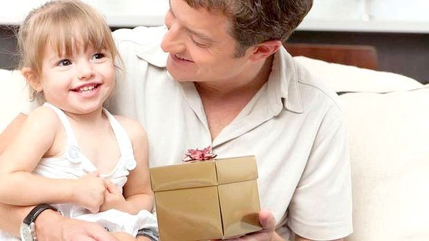 що подарувати татові на новий рік