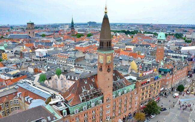 пам'ятки Копенгагена