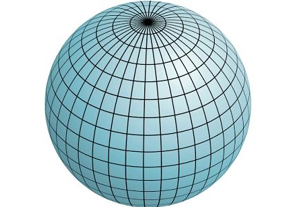Що таке географічні координати
