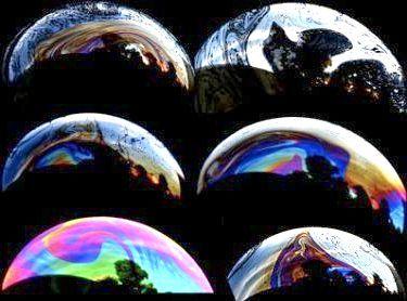інтерференція світла в тонких плівках