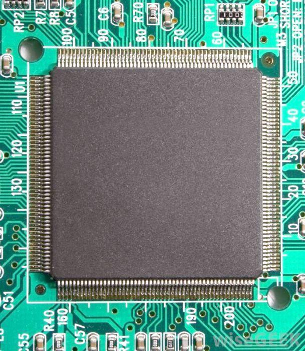 що таке тактова частота процесора