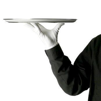 Що входить в обов'язки офіціанта?