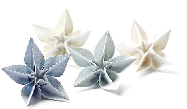 орігамі квітка