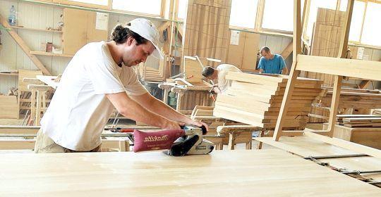 професії деревообробної промисловості