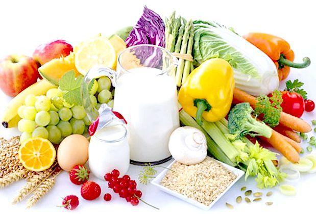 дієта для набору ваги меню