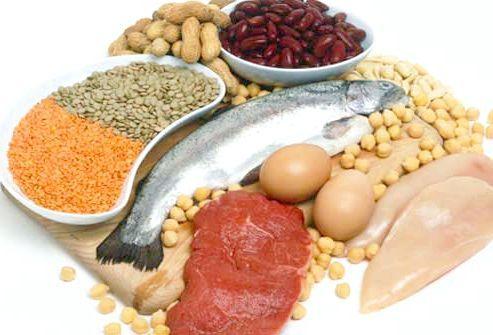 висококалорійна дієта для набору ваги