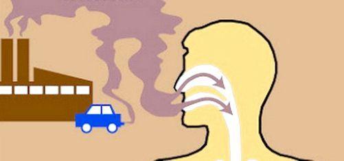 діоксид азоту вплив на людину