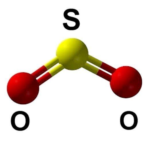 діоксид сірки