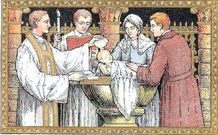 Для чого потрібно хрещення дитини і чи потрібно воно взагалі?