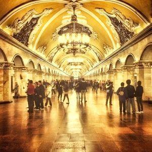 До скількох працює метро в москві?