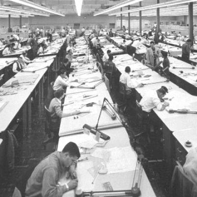 індустріальне і постіндустріальне суспільство