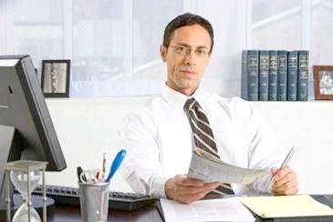 Посадова інструкція головного бухгалтера. Основні положення та обов'язки