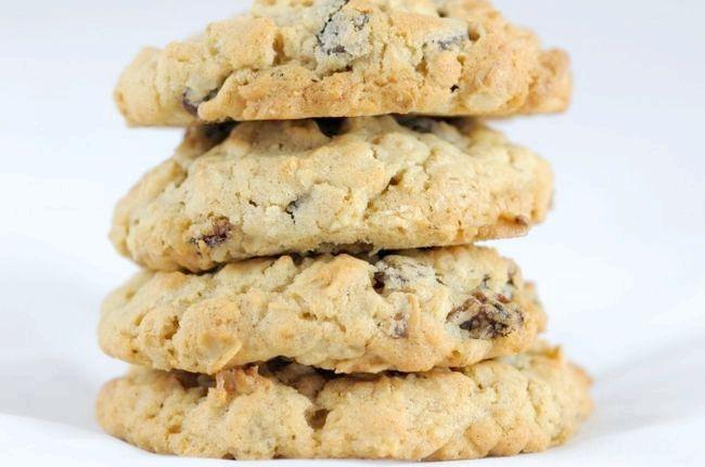 як приготувати вівсяне печиво
