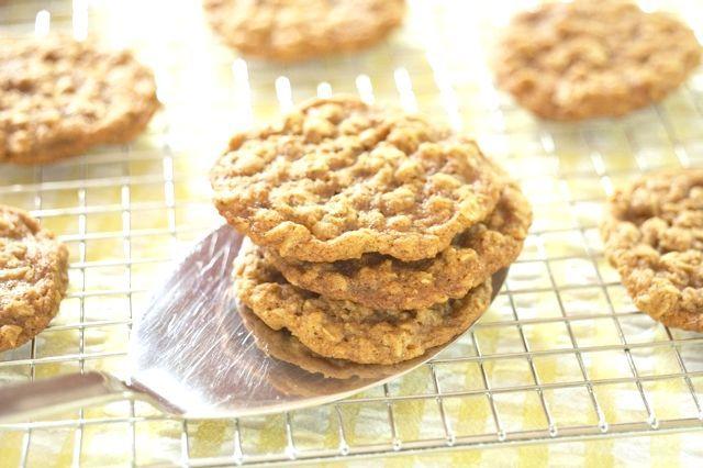 як спекти вівсяне печиво