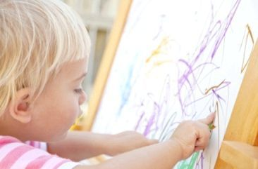 дошка для малювання маркером