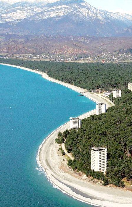 пам'ятки Абхазії