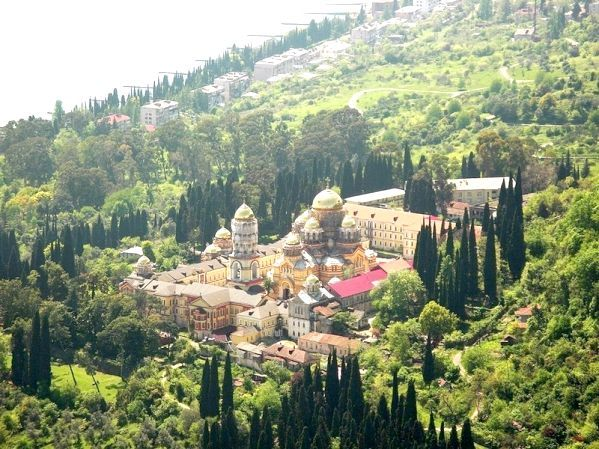 Новоафонський монастир