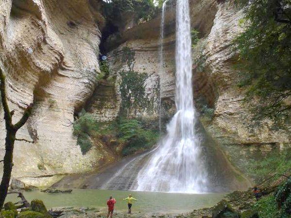 гегкій водоспад