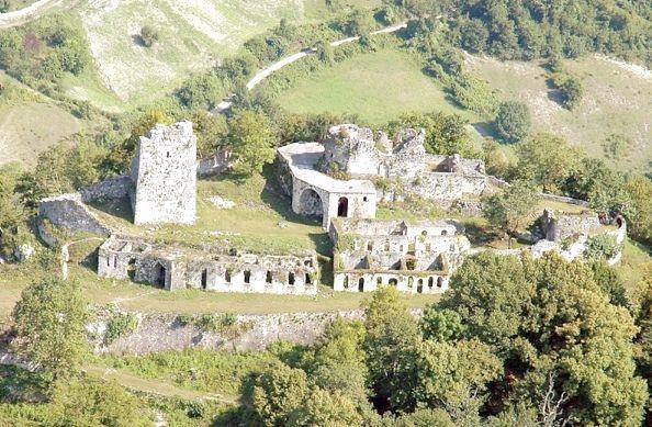 Анакопійская фортеця