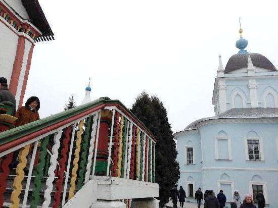 монастирі Коломни