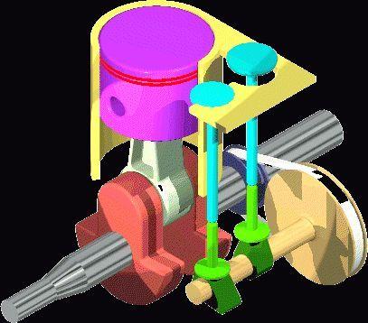 двотактний двигун