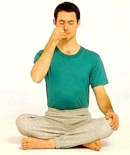 дихальна гімнастика вправи