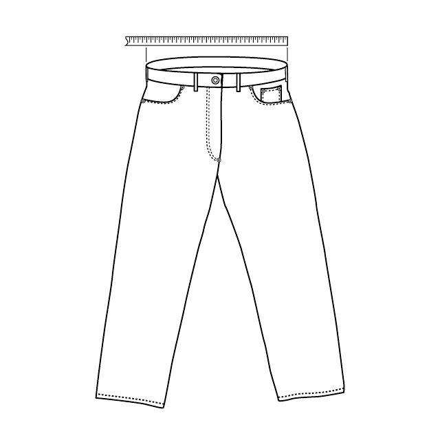 джинси розміри