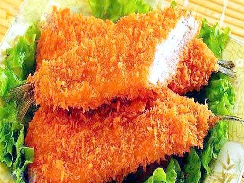 філе риби в клярі