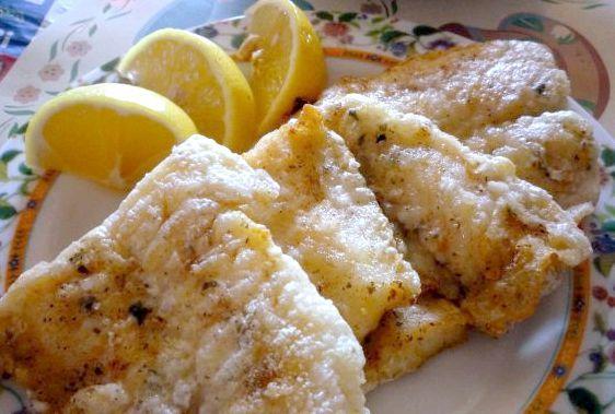 приготувати філе риби в духовки