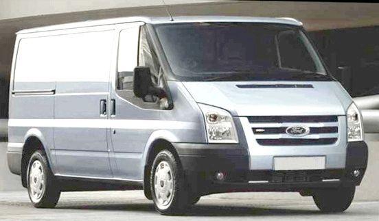 форд транзит технічні характеристики